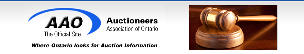 Auctioneers Association of Ontario